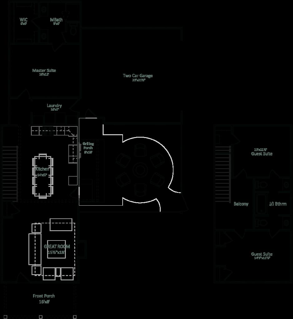 717 Floor Plan